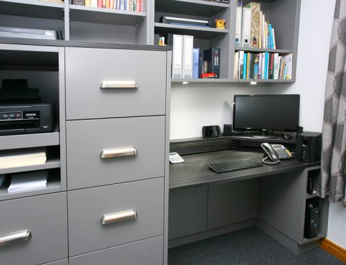 Grey Office Furniture