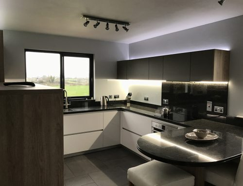 2 Tone Kitchen